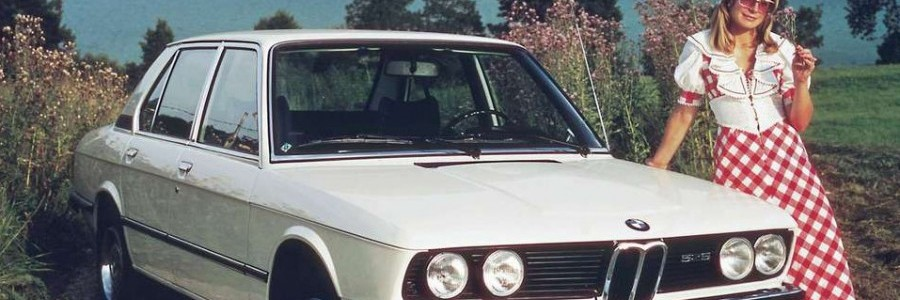 História da Marca BMW